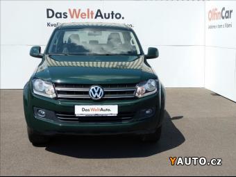 Prodám Volkswagen Amarok 2,0 BiTDi TRENDLINE REZERVACE