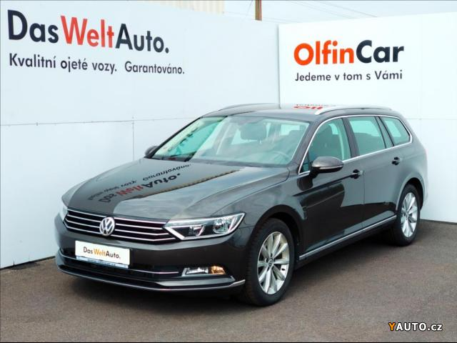 Prodám Volkswagen Passat 2,0 TDi Variant HIGHLINE REZER