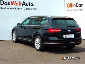 Prodám Volkswagen Passat 2,0 TDi Variant HIGHLINE