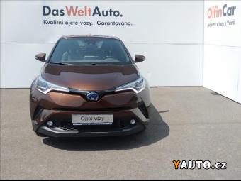 Prodám Toyota C-HR 1,8 VVT-i E_CVT SF EXECUTIVE C