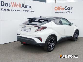 Prodám Toyota C-HR 1,8 VVT-i E_CVT SF SELECTION a