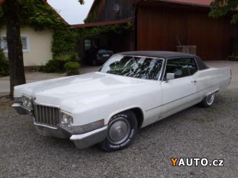 Prodám Cadillac Coupe de Ville
