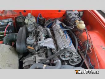 Prodám Jensen Healey Cabrio, 2.0 DOHC