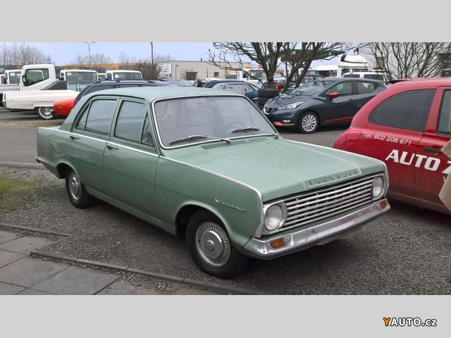 Prodám Vauxhall Victor 101 Super