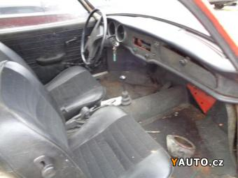 Prodám Volkswagen Karmann Ghia 1.6, typ 14 REZERVOVÁNO
