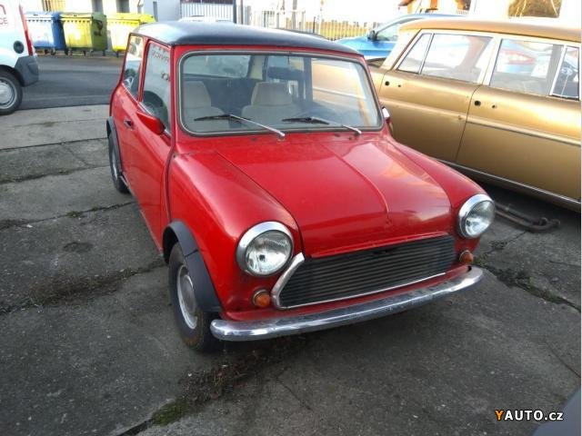 Prodám Austin Rover Mini 1000 MKII
