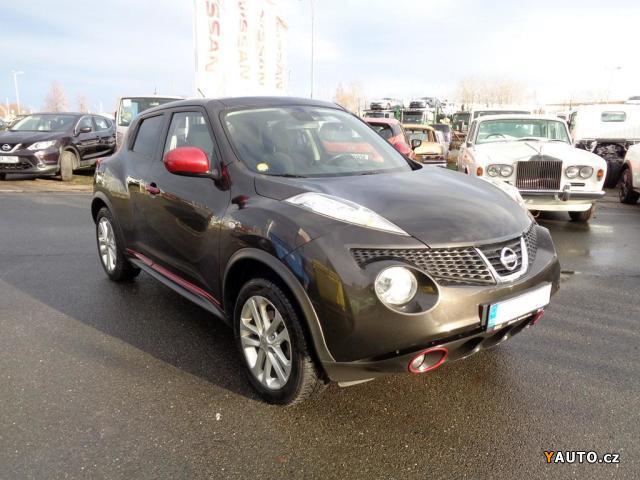 Prodám Nissan Juke 1.6 DIG-T 190k A, T 4WD Tekna