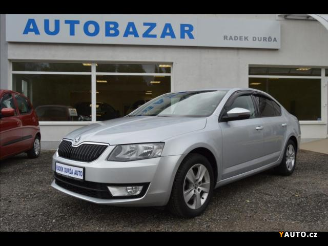 Prodám Škoda Octavia 1,6 TDi Nové v ČR, TOP STAV