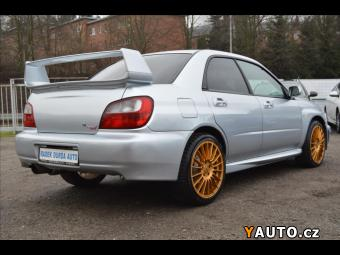 Prodám Subaru Impreza 2,0 Turbo WRX STi Prodrive
