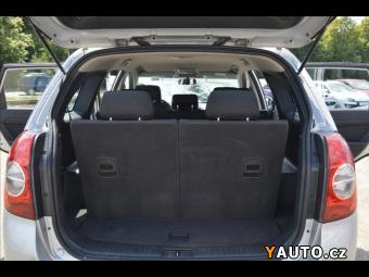 Prodám Chevrolet Captiva 2,4 i 16V 7. míst, klima, LPG