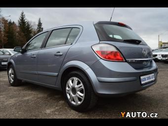 Prodám Opel Astra 1,6 TWINPORT ČR, AUTOMAT, KLIMA