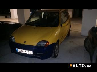 Prodám Fiat Seicento 1.1