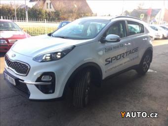 Prodám Kia Sportage 0,0 1,6 GDi GPF 4x2 EXCLUSIVE