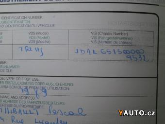 Prodám Daihatsu Trevis 1.0i