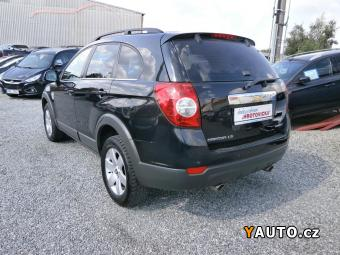 Prodám Chevrolet Captiva 2.0 BASE 7MÍST