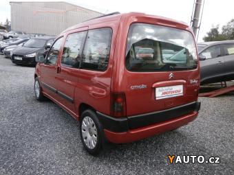 Prodám Citroën Berlingo 2.0 HDi MULTISPACE