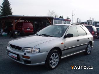 Prodám Subaru Impreza 2.0i KLIMA TAŽNE