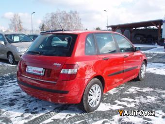 Prodám Fiat Stilo 1.2 Actual 59kw