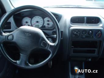 Prodám Daihatsu Terios 1.3i KLIMA TAŽNY