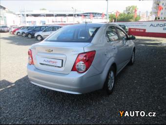 Prodám Chevrolet Aveo 1,3 D 1Maj, SK