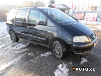 Prodám Volkswagen Sharan 1,9TDI NAVIGACE AC