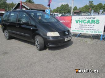 Prodám Volkswagen Sharan 1,9TDI PO ROZVODECH