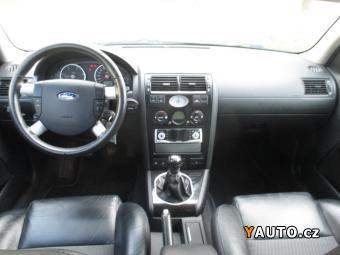 Prodám Ford Mondeo 2,0 TDCI SERVISNÍ KNIHA