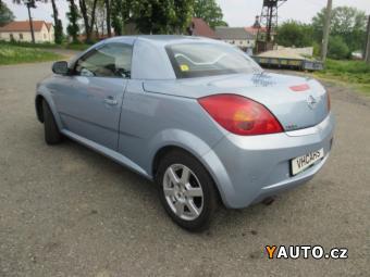 Prodám Opel Tigra 1,4 Klimatizace