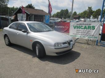 Prodám Alfa Romeo 156 1,8TS 106kW EKO uhrazeno