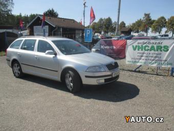 Prodám Škoda Octavia 2,0 FSI Elegance