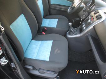 Prodám Suzuki Splash 1,2i Klimatizace