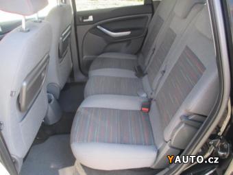 Prodám Ford C-MAX 1,6TDCI Servisní knha