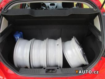 Prodám Ford Fiesta 1,25i Trend 1 Majitel CZ