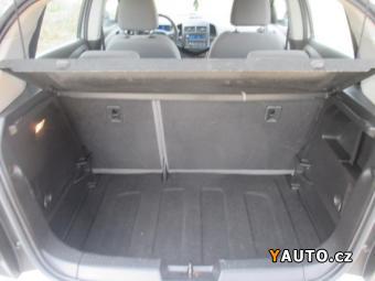Prodám Chevrolet Aveo 1,2i 51kW Servisní kniha