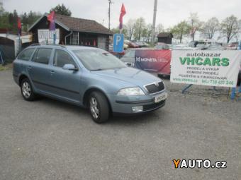 Prodám Škoda Octavia 1,9TDI 4x4 tažné