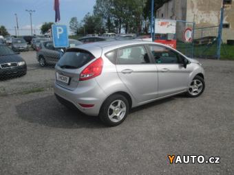 Prodám Ford Fiesta 1,25i 1 Majjitel CZ