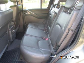 Prodám Nissan Pathfinder 2,5 dCi 7MÍST