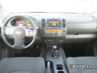 Prodám Nissan Double Cab 2,5dCi 4x4