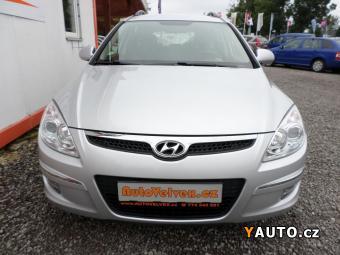 Prodám Hyundai i30 1.6CRDi, 85kW, 1majČR, automat, se