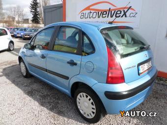 Prodám Citroën C3 1.4HDi, 50kW, NovéČR, klima