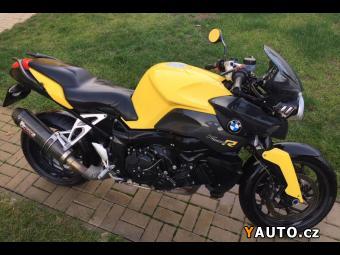 Prodám BMW K 1200 R 1200R, 120 kW, Výfuk Mivv