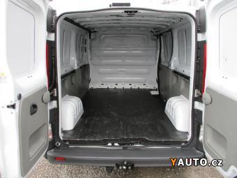 Prodám Opel Vivaro 2.0CDTi, 84kW, L2H1,1majČR, serv.