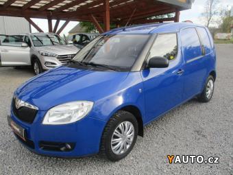 Prodám Škoda Praktik 1.2i, 51kW, 1majČR, DPH, 94tkm