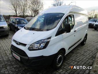 Prodám Ford Transit Custom 2,2 TDCi 330 L2 TOP STAV