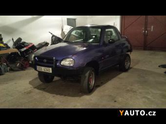 Prodám Suzuki Vitara X 90