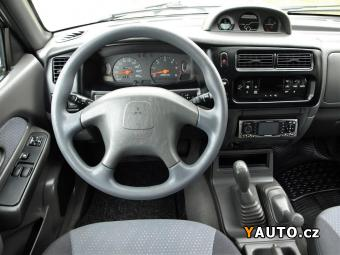 Prodám Mitsubishi L200 2.5TD 98kW Club-Cab -SERVISKA