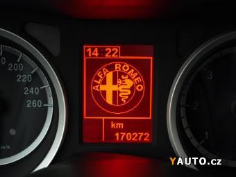 Prodám Alfa Romeo 159 2.4 JTDm 154 kW VÝHŘEV, XENONY