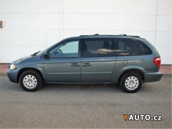 Prodám Chrysler Grand Voyager 3.3L V6 StownGo 7 MÍST