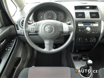 Prodám Suzuki SX4 1.6 VVT 4x4 LPG, ESP, SERVISKA