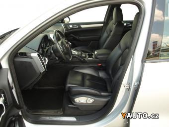 Prodám Porsche Cayenne 3.0 TDI V6 VZDUCH, ALU 20, ČR